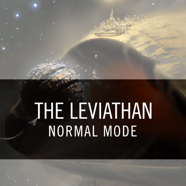Leviathan Raid Normal Mode