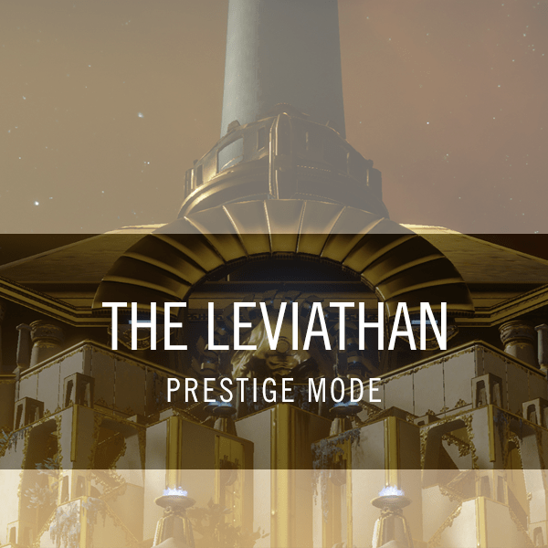 Leviathan raid prestige mode
