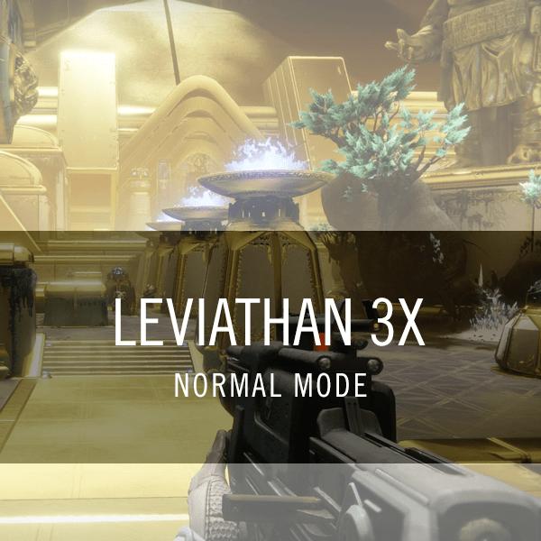 Normal Leviathan Raid