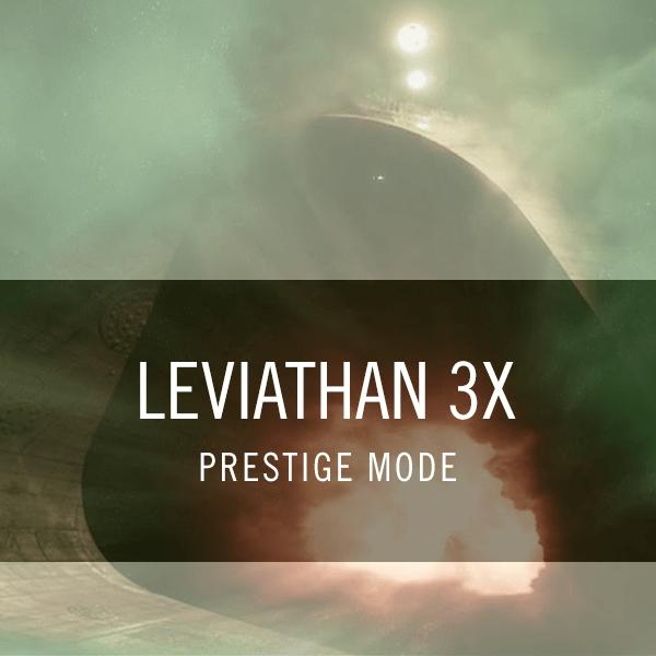 Prestige Leviathan Raid