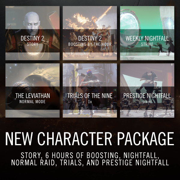 New Character Package