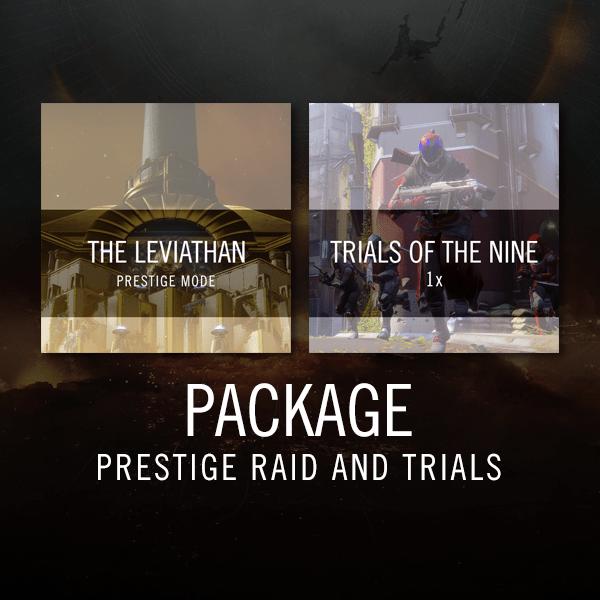 raid and trials package