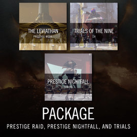 Raid Nightfall Trials Package