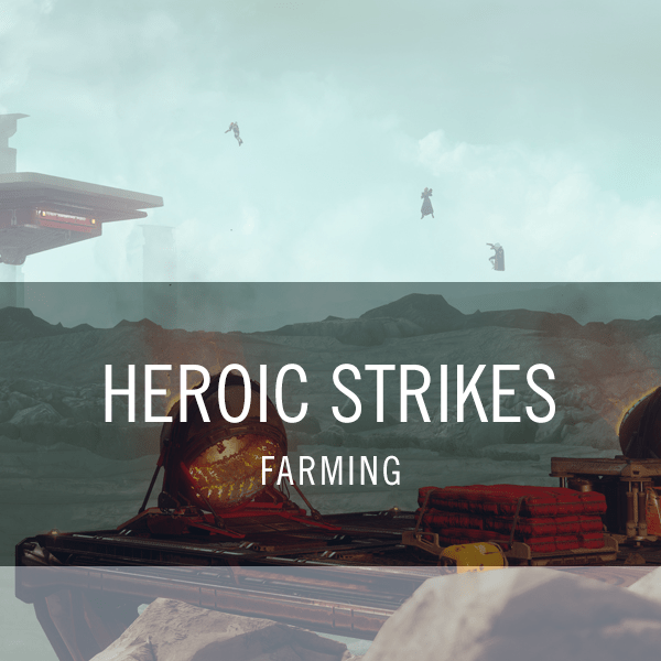 Heroic Strikes Farming