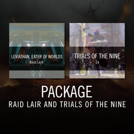 Raid Lair and Trials Package