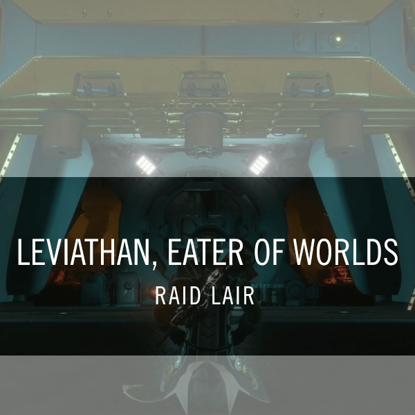 Raid Lair Eater of Worlds