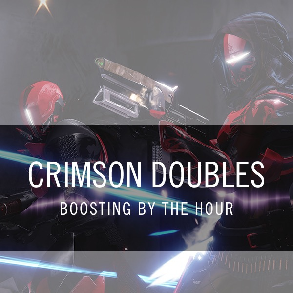 Crimson Doubles Boosting