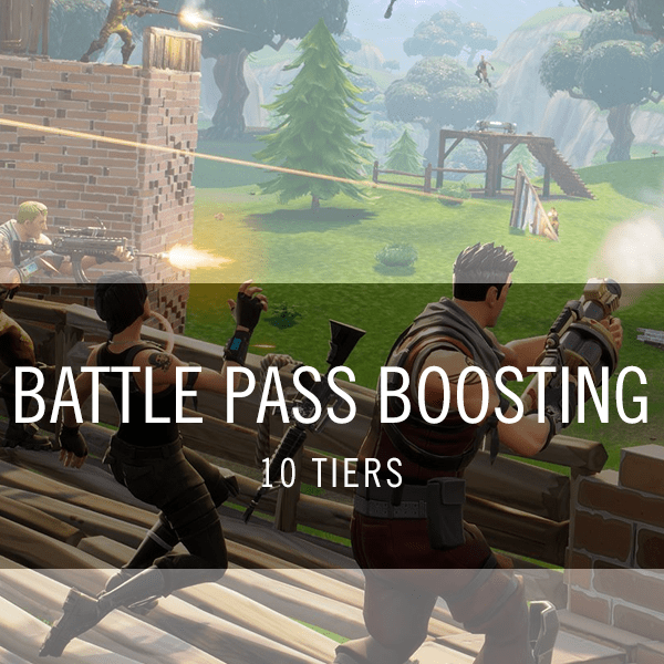 Battle Pass Leveling