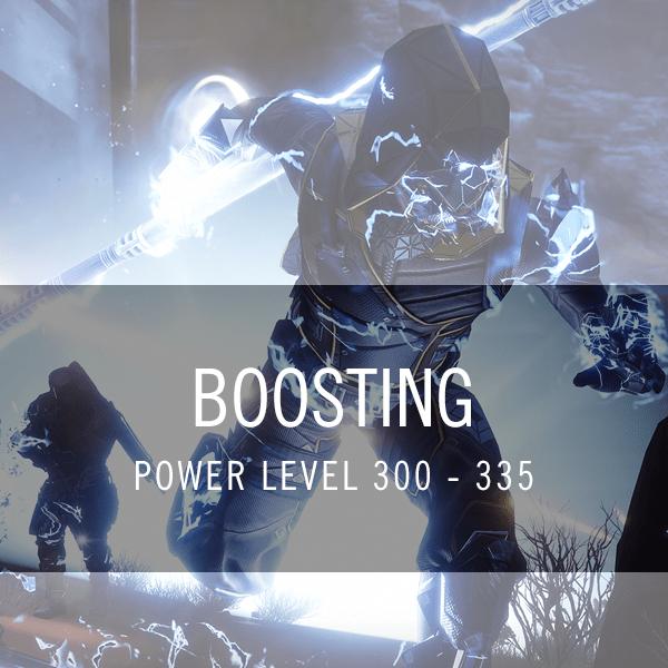 Power Level Boosting