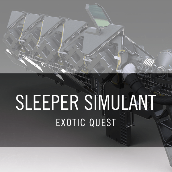 Sleeper Simulant