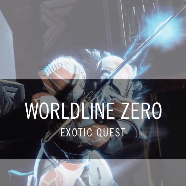 Worldline Zero Exotic Sword