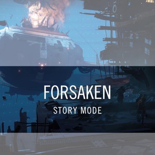 Forsaken Story Mode