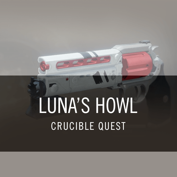 Luna's Howl Hand Cannon