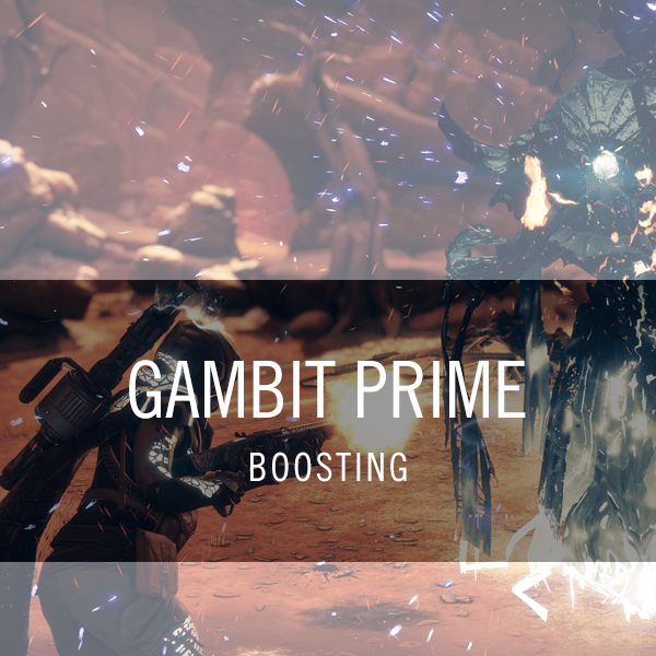 gambit prime boosting