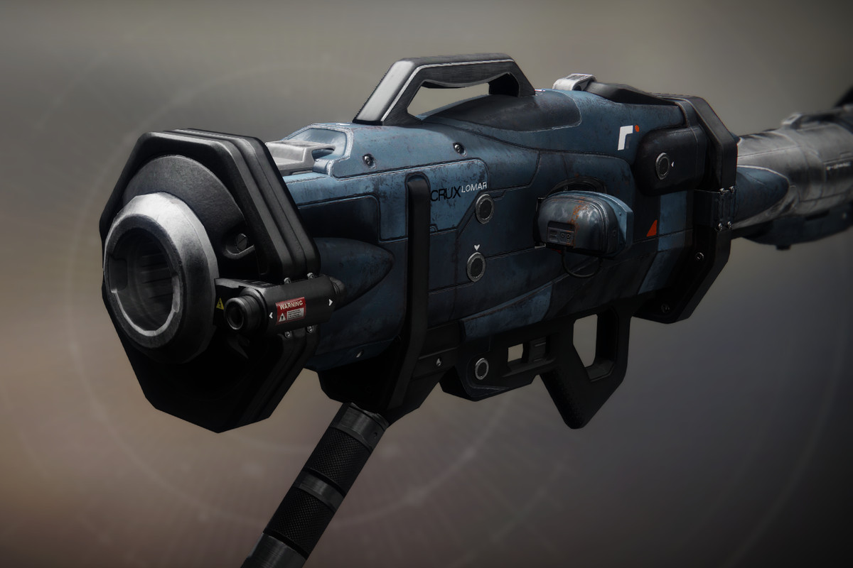 Truth Exotic Rocket Launcher