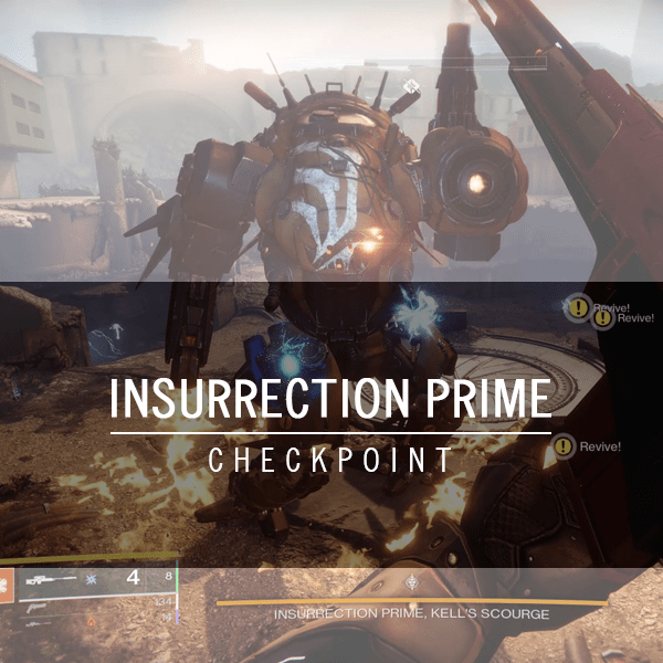 Insurrection Prime Checkpoint