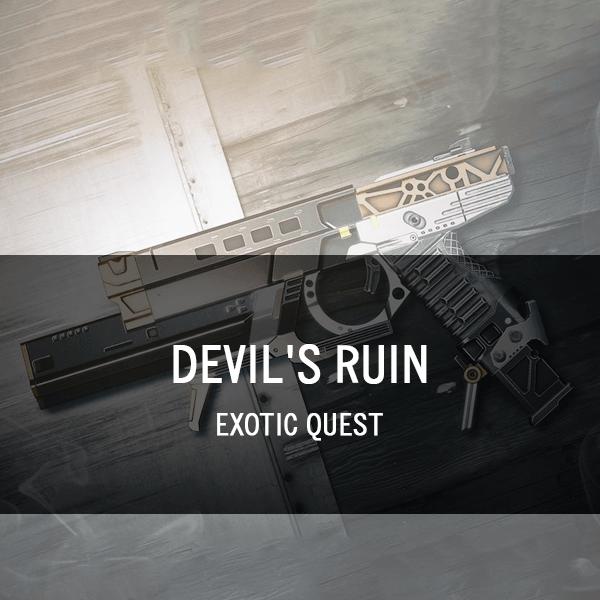 Devil's Ruin