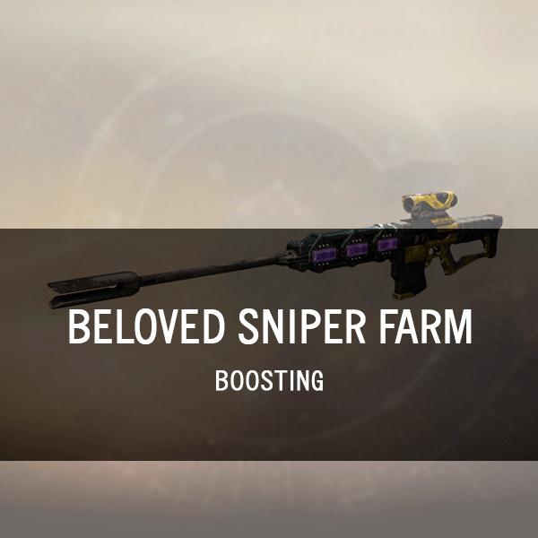Beloved Sniper Farm