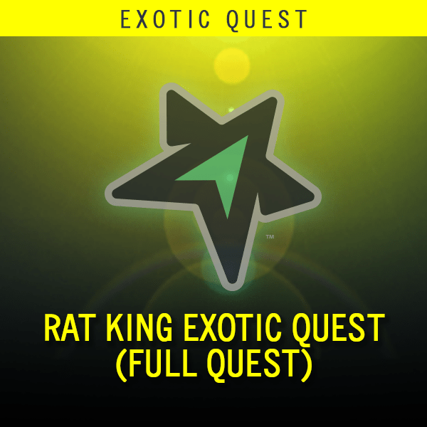 Rat King Exotic Quest