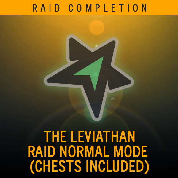 The Leviathan Raid Normal Mode