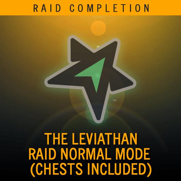 The Leviathan Raid Normal Mode