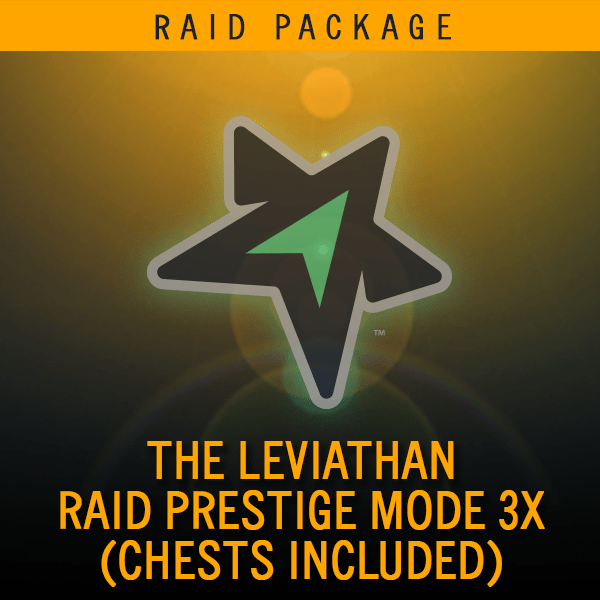 The Leviathan Raid Prestige Mode