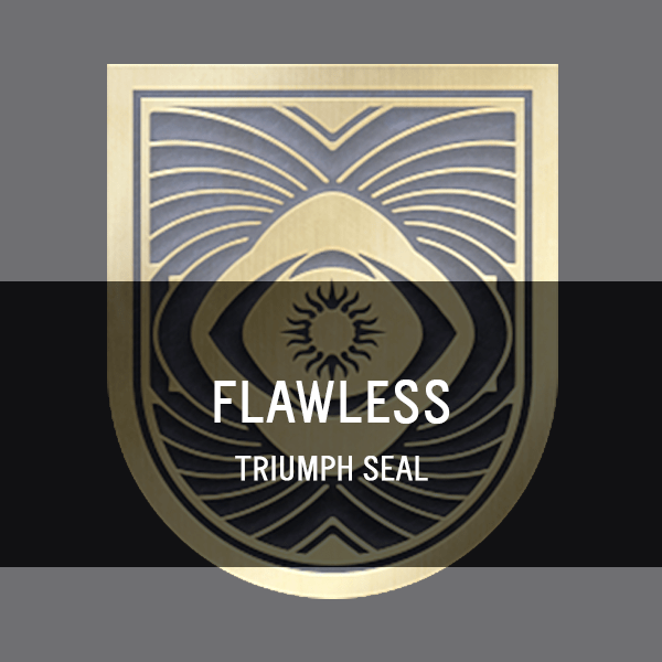 Flawless Triumph Seal