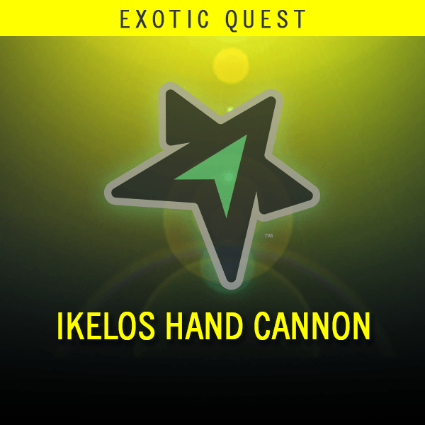 Ikelos Hand Cannon