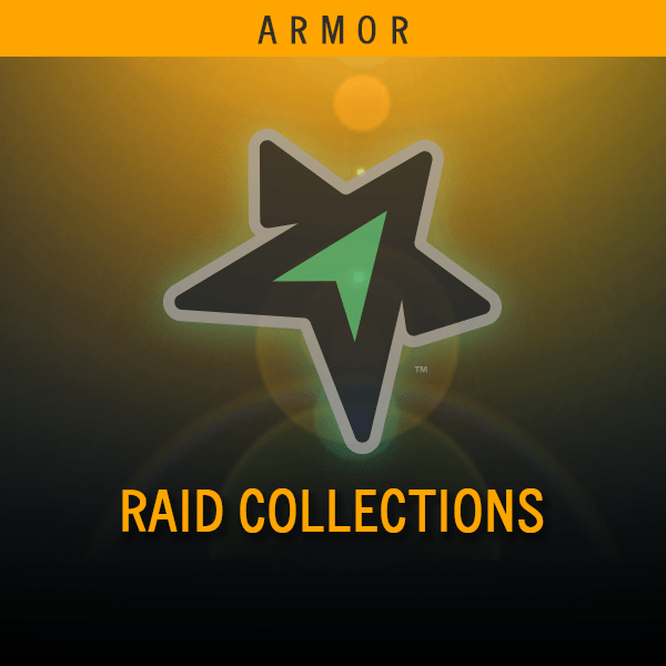 Raid collections