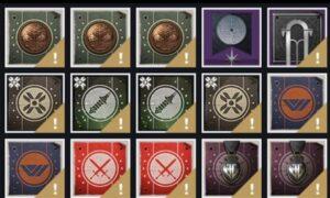 Destiny 2 Bounties
