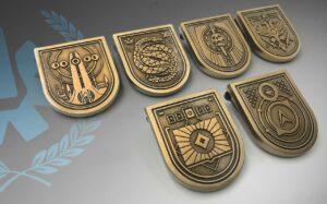 Destiny 2 Tiles and Seals