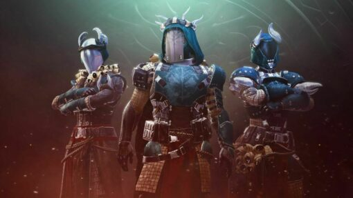 Season Of The Lost Iron Banner Armor Set